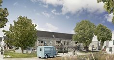 Steepleton the Tetbury Retirement Community, situated within the Cotswold Area of Outstanding Natural Beauty, is informed by local historic Cotswold farmsteads and almshouses. Assisted Living, Senior Living, Retirement, Natural Beauty, Community, Tours, Mansions, House Styles, Nature