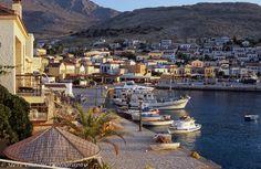 GREECE CHANNEL   Chalki island MZS-030709-14