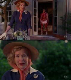 """#AmericanHorrorStory #FreakShow 