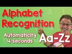 Alphabet recognition and fluency activities. Fun activities and ideas to help your students master letter identification and sound during whole group, small group, and centers! Abc Songs, Alphabet Songs, Kids Songs, Abc Learning Videos, Phonics Song, Phonics Videos, Preschool Music, Kindergarten Phonics, Preschool Classroom