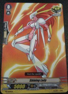 Shining Lady PR/0099EN - PROMO Champions of the Cosmos EB08 Card #Bushiroad