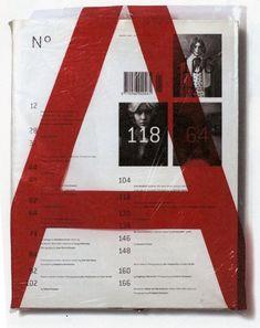 """A"" magazine"