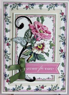 THINKING-OF-YOU-PINK-FLORAL-BUTTERFLY-HANDMADE-GREETING-CARD-ANNA-GRIFFIN-STYLE