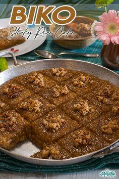 Rice Desserts, Mango Dessert Recipes, Coconut Desserts, Dessert Food, Dessert Ideas, Coconut Milk, Ube Recipes, Indian Food Recipes, Cooking Recipes