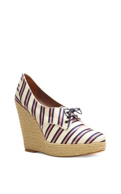 Oxford Wedge by Tabitha Simmons
