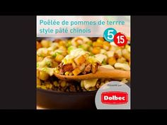 Poêlée de pommes de terre style pâté chinois - 5 ingredients 15 minutes Sausage, Make It Yourself, Discovery, Apps, Food, Style, Ground Meat, Apples, Kitchens