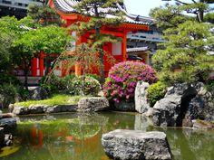 Jardin zen japonais miniature