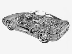 1994 to 1999 F355 Berlinetta