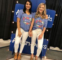 Custom recruitment shirts for CSU Stanislaus Alpha Xi Delta, only from The Social Life! #custom #recruitment #philanthropy #alphaxidelta #axid #thesociallife #sorority #backtoschool