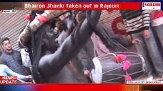 Bhairon Jhanki taken out in Rajouri