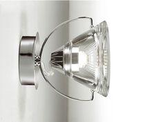 Spot ajustável de cristal WEDGE 1 L by LUCENTE - Gruppo Rostirolla