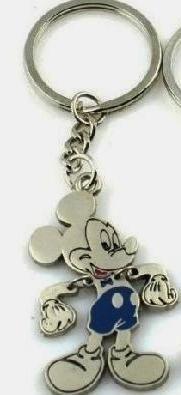 Disney MICKEY MOUSE LOVE keychain