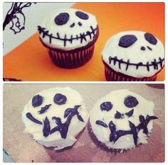 Grim spooky cupcakes - CosmopolitanUK