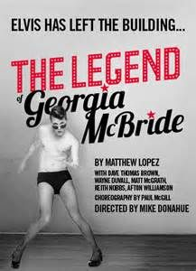 The Legend of Georgia Mcbride at MCC Theater on Sunday, September 13, 2015.