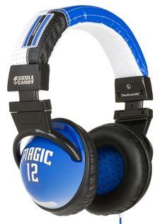 Orlando headphones in the house