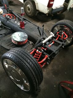 Beetle Independent Front Suspension - Double Wishbourne
