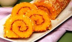 Torta de cenoura e gila ~ Cozinha Divinal