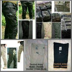 "Celana Tactical Blackhawk Outdoor Panjang & Pendek ""TOP BEST SELLER"" # Harga Rp. 130.000 min order 1 pcs # Harga Rp. 120.000 min order 3 pcs # Harga Rp. 115.000 min order 6 pcs # Harga Rp. 110.000 min order 12 pcs # Harga Rp. 100.000 min order 50 pcs Warna: krem tan, hitam, hijau army, abu-abu, biru navy & krem khaki Size:28, 30, 32, 34, 36, 38, 40 Size 28 lingkar pinggang 80 Size 30 lingkar pinggang 84 Size 32 lingkar pinggang 89 Size 34 lingkar pinggang 94 Size 36 lingkar..."