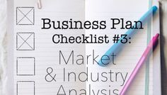 Coffee Shop Business Plan: Market & Industry Analysis