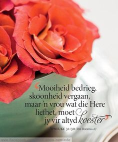 leef met hart en siel - Google Search Printable Quotes, Afrikaans, Qoutes, Art Projects, Prayers, Inspirational Quotes, Words, Rose, Flowers