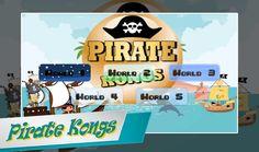 Pirate king-skjermdump – miniatyrbilde