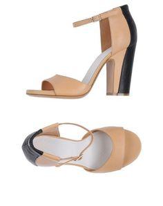 MAISON MARTIN MARGIELA 22 - High-heeled sandals