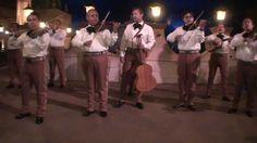 Walt Disney World EPCOT Mexico Pavilion Mariachi Cobre 1080P