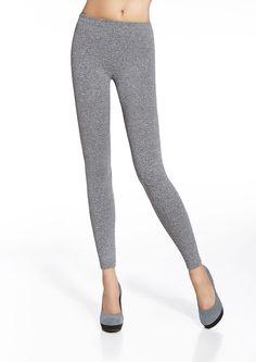 29,00 € Leggings gris chiné Gabi - Leggings heather grey Bas Bleu  leggings   mode  fashion 6cdd375f5c52