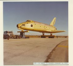 Structural Test Facility, Palmdale, CA 1978  #space #shuttle