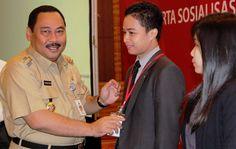 Sosialisasi peraturan pajak daerah bersama Walikota Jakarta Barat