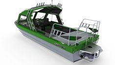 Maxim Classic - Aluminum Boat Manufacturer - Thunder Jet
