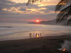 Playa San Diego, La Libertad San Diego, Places To Visit, Celestial, Sunset, Travel, Outdoor, Political Freedom, El Salvador, Beach
