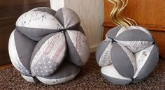 Amish Puzzle Ball free pattern. In het Nederlands