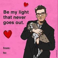 Morrissey/ Smiths VDay's cards // Patrizia Conde