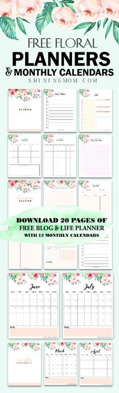 10 Planners 2018 para Blogueiras para baixar e imprimir GRÁTIS | BLOG PEQUENAS INFINIDADES  #blogpequenasinfinidades #blogplanner #planner #plannerblogueiras #organization #organizacao #plannerparablogueiras #planner2018 #blogueirainiciante #organizacaoblog