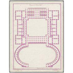 Large Pink Garden Plans