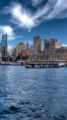 Sydney Harbour and The Rocks, NSW, Australia Sydney City, Sydney Harbour Bridge, Largest Countries, Countries Of The World, Tasmania, Melbourne, Sidney Australia, Australian Continent, Land Of Oz