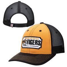 Missouri Tigers Zephyr Billboard Adjustable Trucker Hat - Black - $21.99
