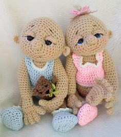So Cute Baby - Doll Kits & Dolls - Knit & Crochet