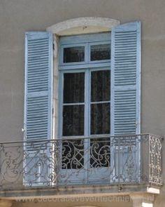 Franse luiken / french shutters