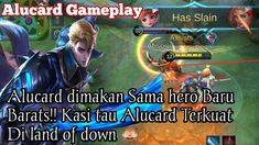 Alucard Revamp Gameplay!! Belum Ada Item Rahasia Alucard Wkwk - Alucard ... Alucard Mobile Legends, Youtube, Movie Posters, Film Poster, Youtubers, Billboard, Film Posters, Youtube Movies