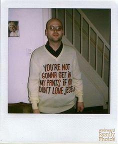 Chastity Sweater « AwkwardFamilyPhotos.com 10/24/2014
