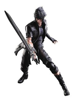 Final Fantasy - Play Arts Kai  Series Noctis Action Figure