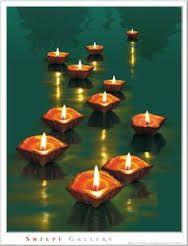 Resultado de imagem para queimadores de velas pinterest