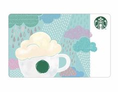 "New /& Never Swiped 2015 /""How to Make Coffee/"" Starbucks Card Pin Intact"