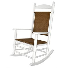 FREE SHIPPING! Shop Wayfair for POLYWOOD® Kennedy Presidential Rocking Chair - This rocking chair also comes in white, if you want it to match the white glider I pinned for you.*