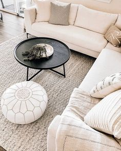 ✖️✖️ Do nothing and chill ✖️✖️ ⠀ ⠀ It's all about layers |  PRO TIP: A room should never allow the eye to settle in one place.… Chill, Ottoman, Layers, Eye, Table, Room, Furniture, Home Decor, Layering