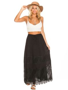 Image for Mooloola Spellbound Maxi Skirt from City Beach Australia