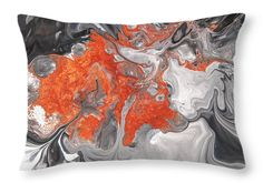 Like Phoenix Rising From Ash 1 Throw Pillow for Sale by Jenny Rainbow Artwork For Home, Home Art, Designer Pillow, Pillow Design, Floor Pillows, Throw Pillows, Phoenix Rising, Pillow Sale, Different Patterns