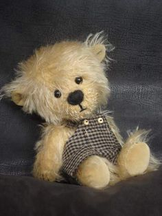 Murray by Teddy Pineapple Creations - love that little face!